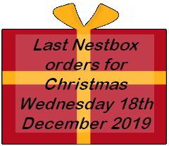 Last Nestbox Orders