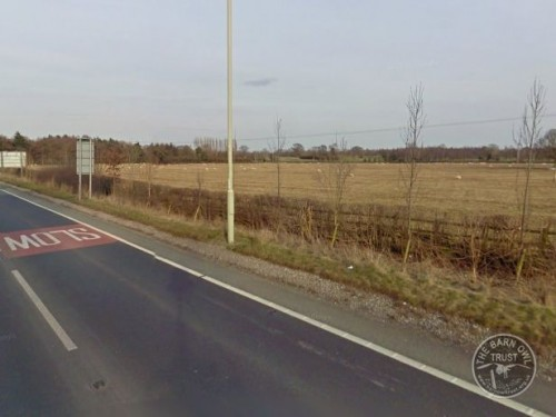 Major Road Danger Unscreened A483