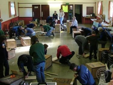 Nestbox Workshop Indoor Boxes
