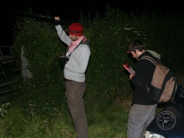 Projects Barn Owl Radio Tracking Research
