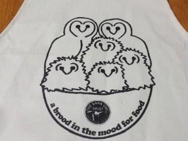 Shop Barn Owl Trust Apron Detail