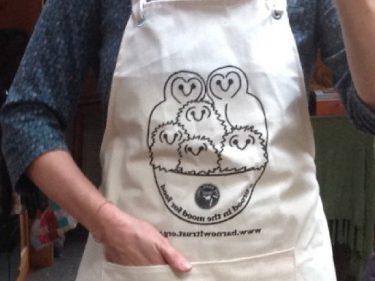 Shop Barn Owl Trust Apron