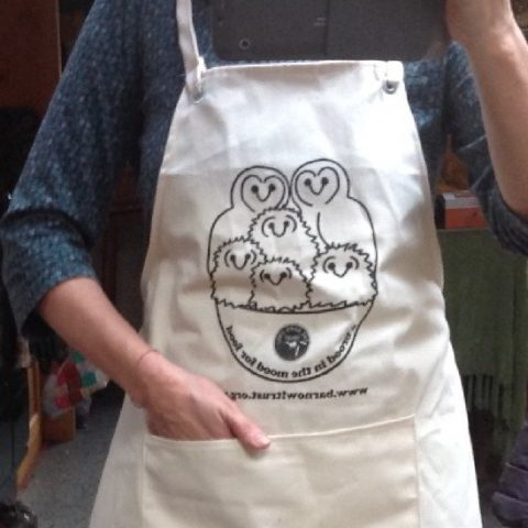 Shop Barn Owl Trust Apron