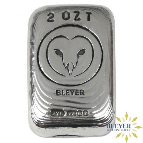 Silver Barn Owl Bar