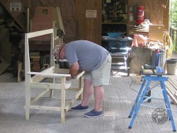 Volunteer Vacancies Wood Work