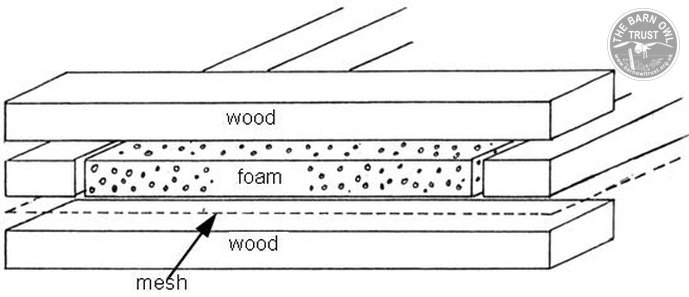 Water Trough Float Diagram Long Side
