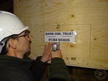 Barn Owl Internal Provision Inspection Panel3