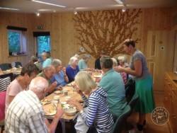 Axe Valley Group Walk & Cream Tea July 2014