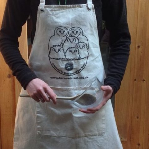 Barn Owl Trust Apron 2