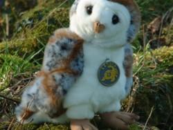 Barn Owl Trust Cuddly Barn Owl