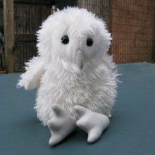 Barn Owl Trust Toy Owlet