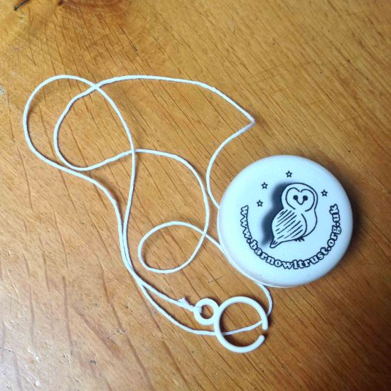 Barn Owl Trust Yoyo With String