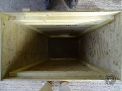 Barn Owl Tree Nestbox Construction 17