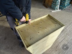 Barn Owl Tree Nestbox Construction 19