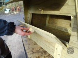 Barn Owl Tree Nestbox Construction 32