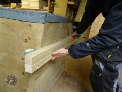 Barn Owl Tree Nestbox Construction 39