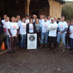 EDF energy volunteer group