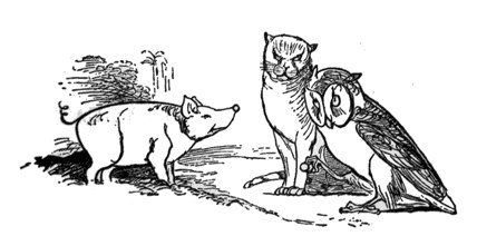 The Owl and the Pussy-cat poem by Lear Britannicacom