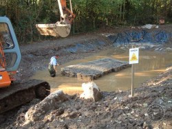 LLP Wildlife Pond Creation 08