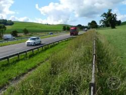 Unscreened Roads Barn Owl Hazard 03