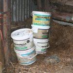Rat Poison Rodenticide Neosorexa On Farm