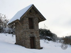 Wildlife Tower Complete Snow